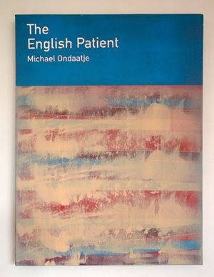 The English Patient / Michael Ondaatje by Heman Chong contemporary artwork