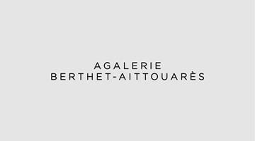 AGalerie Berthet-Aittouarès contemporary art gallery in Paris, France