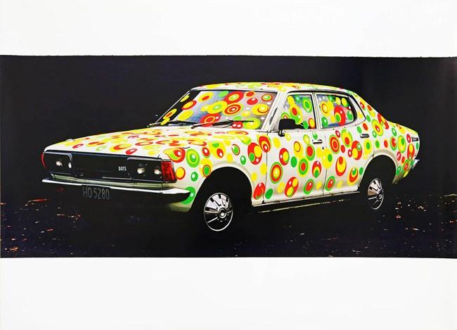 Dat Sun by Judy Darragh contemporary artwork