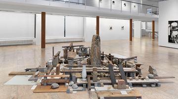 Contemporary art exhibition, Hiroki Tsukuda, 199X Storm Garden at Capitain Petzel, Berlin