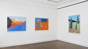 Contemporary art exhibition, March Avery, March Avery at Blum & Poe, New York