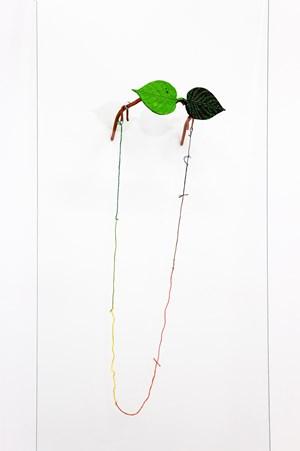 Mandevilla (For Vivian) by Zina Swanson contemporary artwork