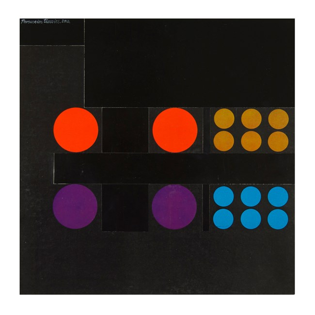 Percussion Classics by Peter Atkins contemporary artwork