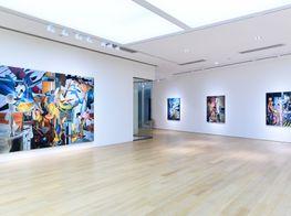 "Rodel Tapaya<br><em>Random Numbers</em><br><span class=""oc-gallery"">Tang Contemporary Art</span>"