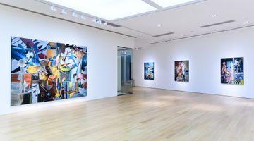 Contemporary art exhibition, Rodel Tapaya, Random Numbers at Tang Contemporary Art, Hong Kong