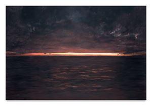 Sunset by April Gornik contemporary artwork