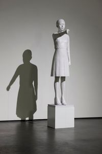 Swallowing the Shadow by Chun Sung-Myung contemporary artwork sculpture