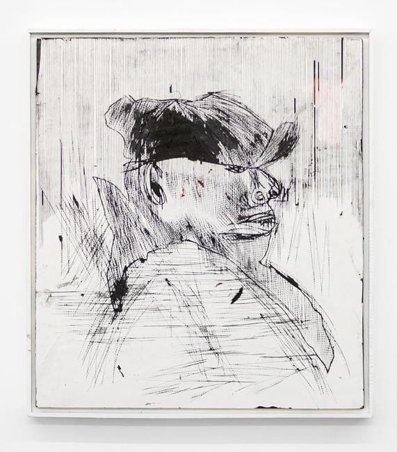 Legal hustle I by Gareth Nyandoro contemporary artwork