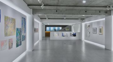 Contemporary art exhibition, Group exhibition, Linework at √K Contemporary, Tokyo, Japan