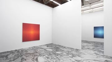 Contemporary art exhibition, Xie Molin, Light / Deposits at Beijing Commune