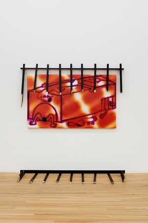 American Circle by Hadi Fallahpisheh contemporary artwork