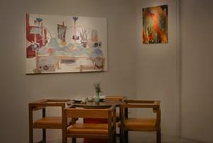 Installation view by Masaya Chiba contemporary artwork