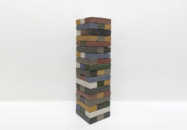 Brick House by Chun Sing Tse contemporary artwork