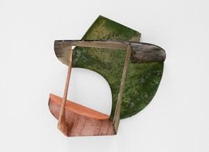 Okachimachi 2018–1 by Kenjiro Okazaki contemporary artwork