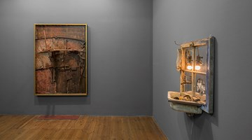 Contemporary art exhibition, Edward & Nancy Kienholz, A Selection of Works from the Betty and Monte Factor Family Collection at Sprüth Magers, London