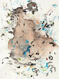 Untitled by Rebecca Horn contemporary artwork works on paper