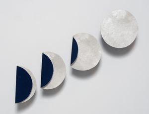 Small Phases of Moon by Susan Weil contemporary artwork