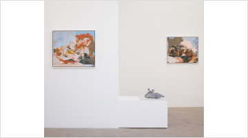 Contemporary art exhibition, Chris Coy, Jurassic at AE2, Los Angeles