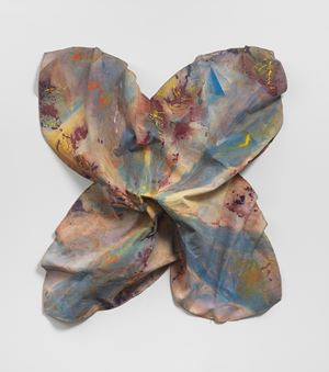 Four by Sam Gilliam contemporary artwork