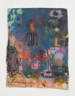 Their beginning by Lorna Robertson contemporary artwork