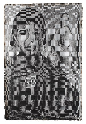 Splendor & Darkness (STPI) #30 by Dinh Q. Lê contemporary artwork