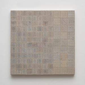 Sodoku (one two three) by Jac Leirner contemporary artwork