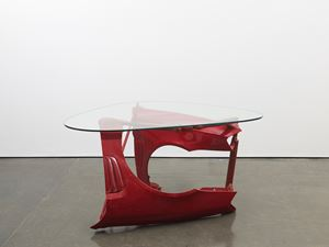 Hijack Table, Noguchi knockoff #4 by Jessi Reaves contemporary artwork