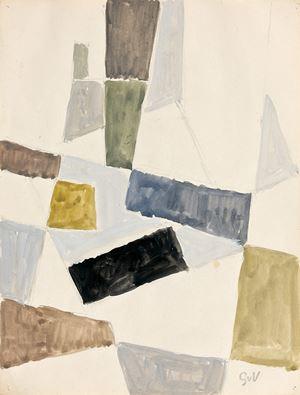 Untitled by Geer van Velde contemporary artwork