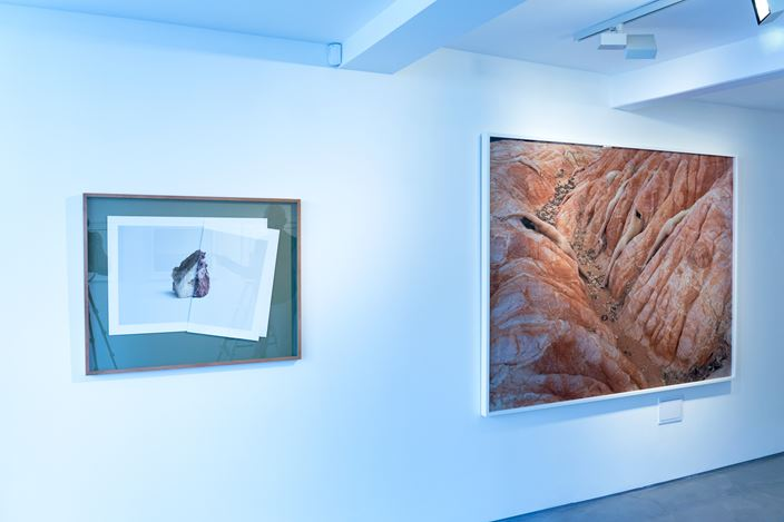 Exhibition view: Group Exhibition,Women in Photography - Lay of the Land, Informality, Henley-on-Thames (15 October 2020–9 January 2021). Courtesy Informality.