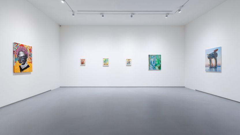 Exhibition view: Group exhibition, My Secret Garden,Asia Art Center, Taipei (18 September–21 November 2021).CourtesyAsia Art Center.