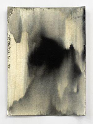 Notes on collapse III by Alexandra Karakashian contemporary artwork