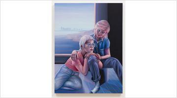 Contemporary art exhibition, Alannah Farrell, History of Violence at Anat Ebgi, Mid Wilshire, Los Angeles