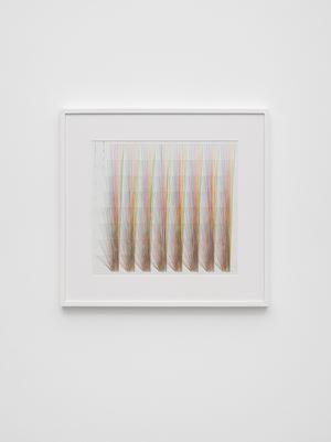Noisy 1/4 by Channa Horwitz contemporary artwork