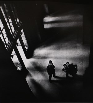 Penn Station, New York City by Larry Silver contemporary artwork