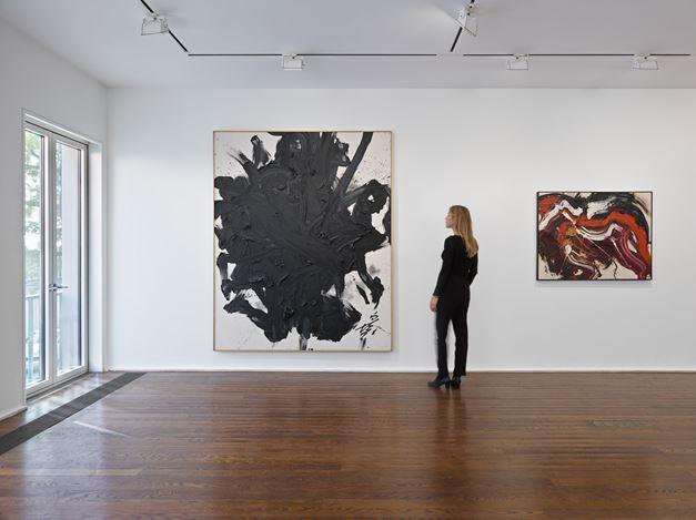 Group Exhibition, Gutai, Hauser & Wirth, 69th Street, New York (1 November–22 December 2018). Courtesy Hauser & Wirth. Photo: Genevieve Hanson.