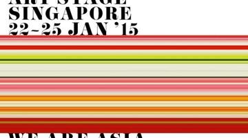 Contemporary art exhibition, Art Stage Singapore 2015 at Sabrina Amrani, Singapore