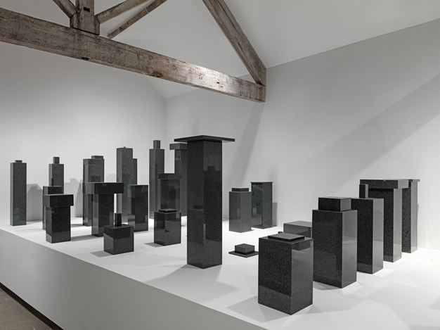 Exhibition view: Not Vital, SCARCH, Hauser & Wirth, Somerset (25 January–6 September 2020). © Not Vital. Courtesy the artist and Hauser & Wirth.Photo: Ken Adlard.