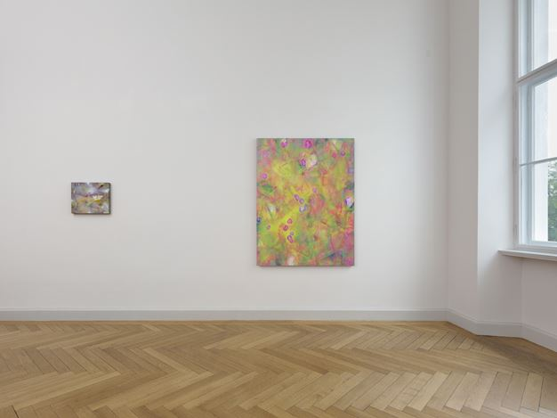 Exhibition view: Bernd Koberling, Am Rande der Mündung, KEWENIG, Berlin (4 June–1 August 2020). Courtesy KEWENIG. Photo: Lepkowski Studios, Berlin.
