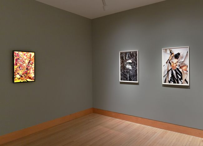 Exhibition view: Christian Marclay, Fraenkel Gallery, San Francisco (21 January–25 March 2021). Courtesy Fraenkel Gallery.
