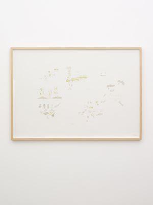 Also sprach by Gianfranco Baruchello contemporary artwork
