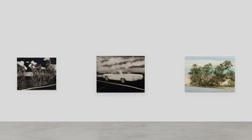 Contemporary art exhibition, Joe Andoe, Rainbow Road part 2 at Almine Rech, Brussels