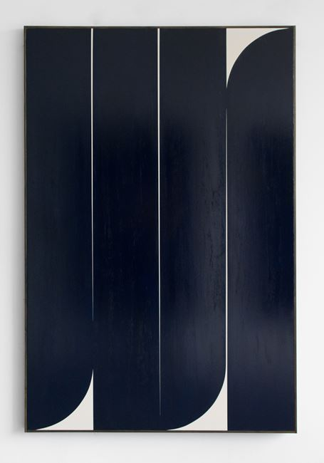Dark Blue #3 by Johnny Abrahams contemporary artwork