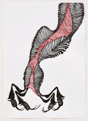 O. T. by Leunora Salihu contemporary artwork