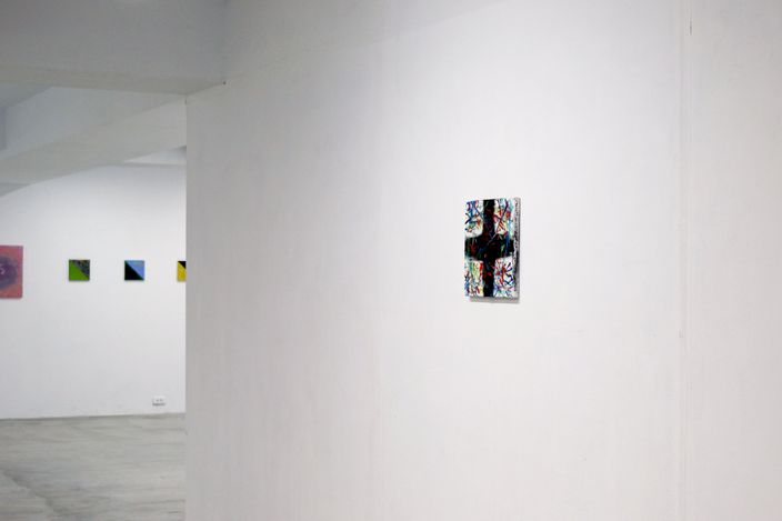 Exhibition view: Chen Pin-Hua, A Trader's Story,VT Artsalon, Taipei (17–24 July 2021).CourtesyVT Artsalon.