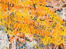 "Mark Bradford<br><em>Masses and Movements</em><br><span class=""oc-gallery"">Hauser & Wirth</span>"