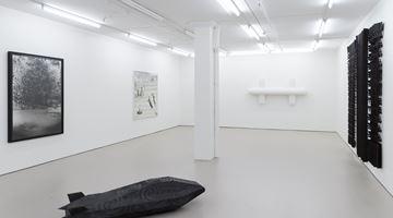 Contemporary art exhibition, Joyce Campbell, Brett Graham, Lonnie Hutchinson, Roger Mortimer, Kelcy Taratoa, Recalibrating at Bartley & Company Art, Wellington