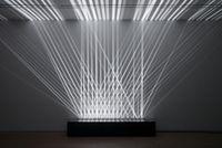 Lumières alternées by Julio Le Parc contemporary artwork sculpture