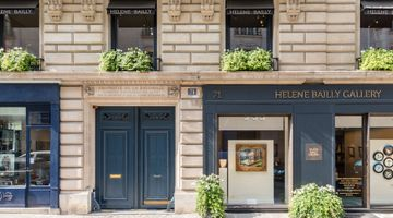 Helene Bailly Gallery contemporary art gallery in Paris, France