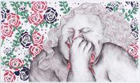 Rita by Vidha Saumya contemporary artwork works on paper