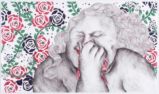 Rita by Vidha Saumya contemporary artwork
